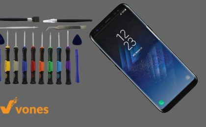 Fix Samsung Galaxy S8 Screen