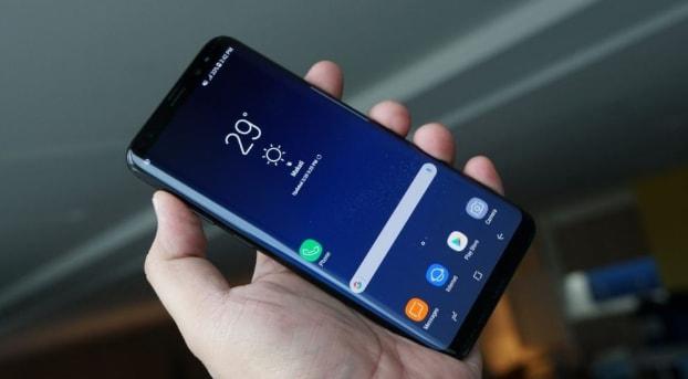Fix Samsung Galaxy S8 Screen replacement