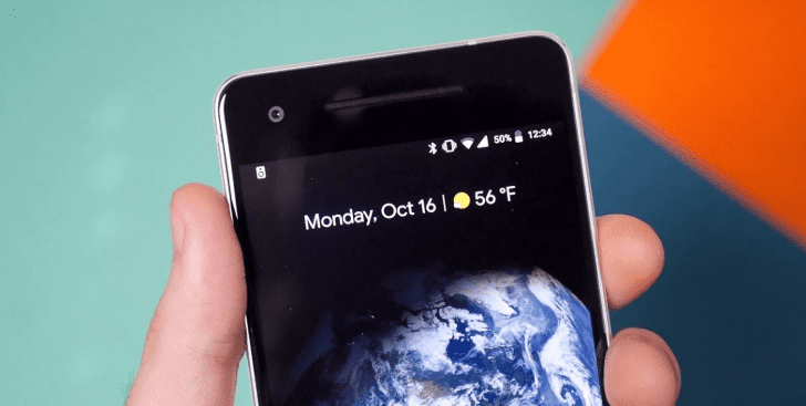 Mobile Damaged Screen