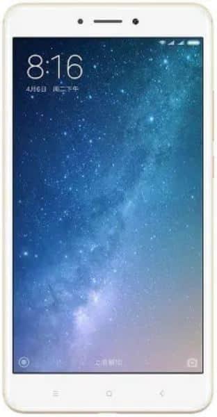 Xiaomi Mi Max 2 Repairs Sydney